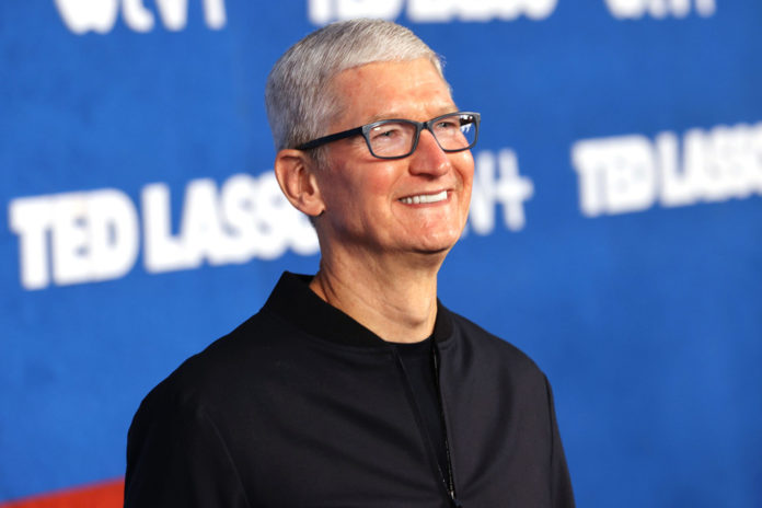 Apple's Tim Cook gets $750M payout as company's stock skyrockets