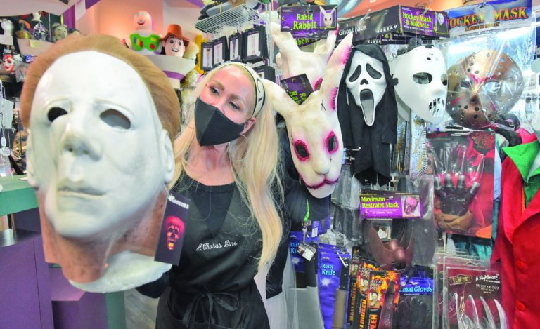 Where to get help for your Halloween costume