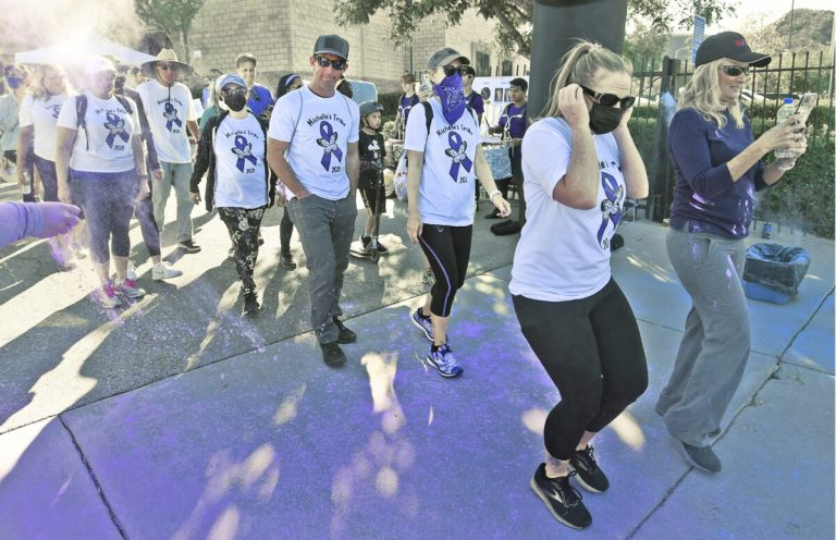 Purple Palooza colors the truth behind domestic abuse